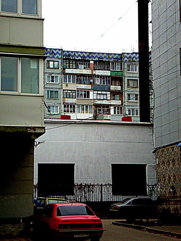 В хрущобах - Marina Bernackaya Бернацкая