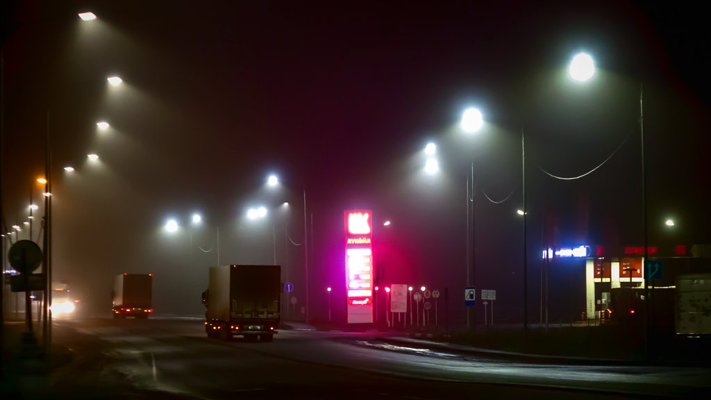 Ночной город - Юрий Глушков