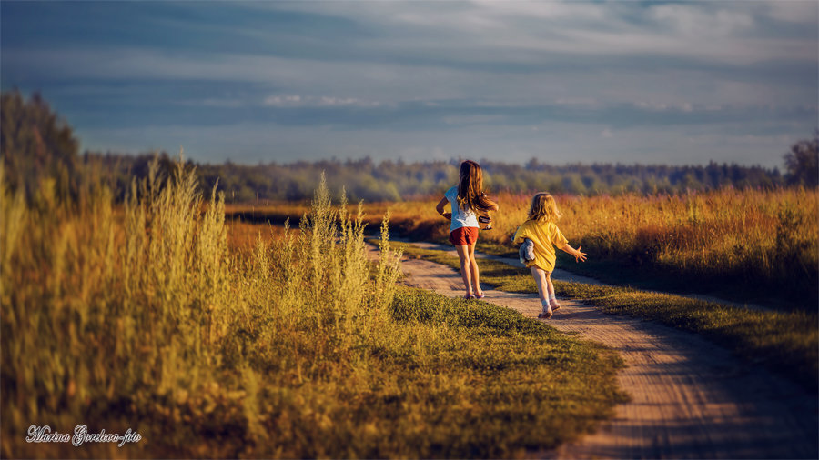 Куда уходит детство - Марина Горелова