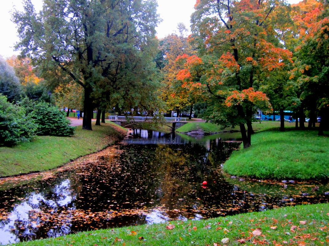 Осень - An-na Salnikova