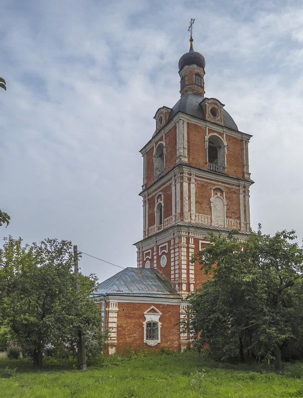 Колокольня Горицкого монастыря - Сергей Цветков