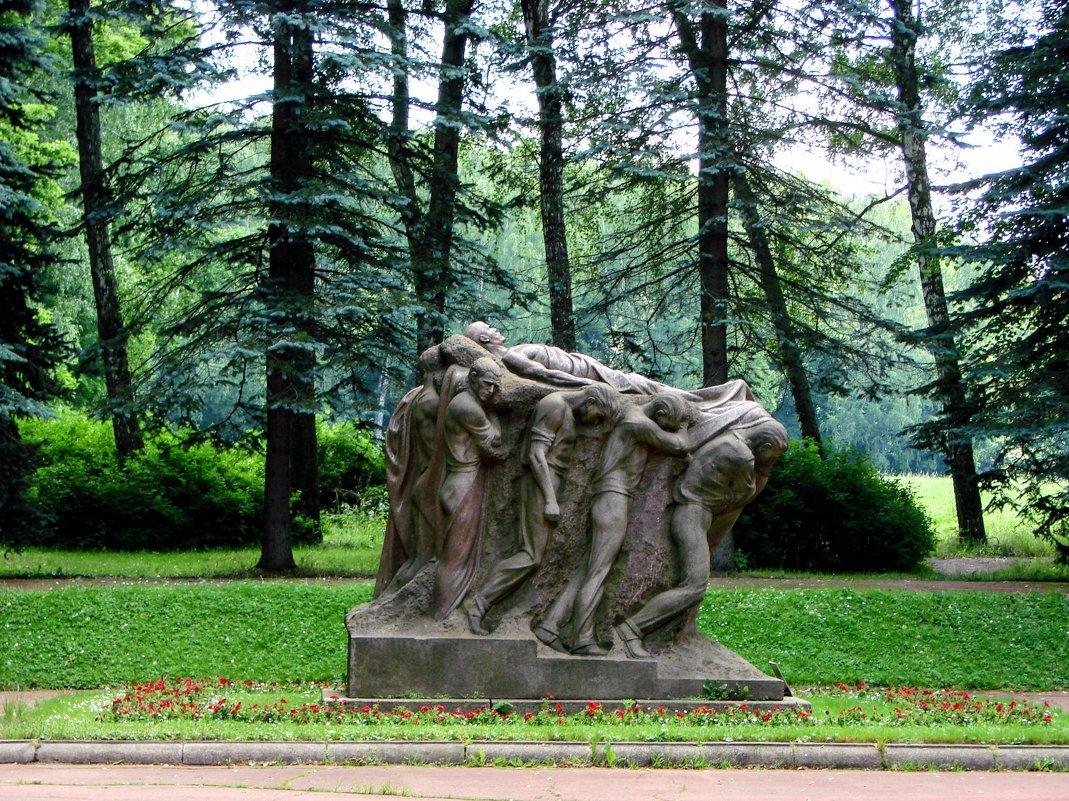 Похороны вождя - Анатолий Колосов