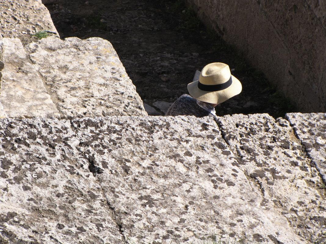 Соломенная шляпка 2 - Tanja Gerster