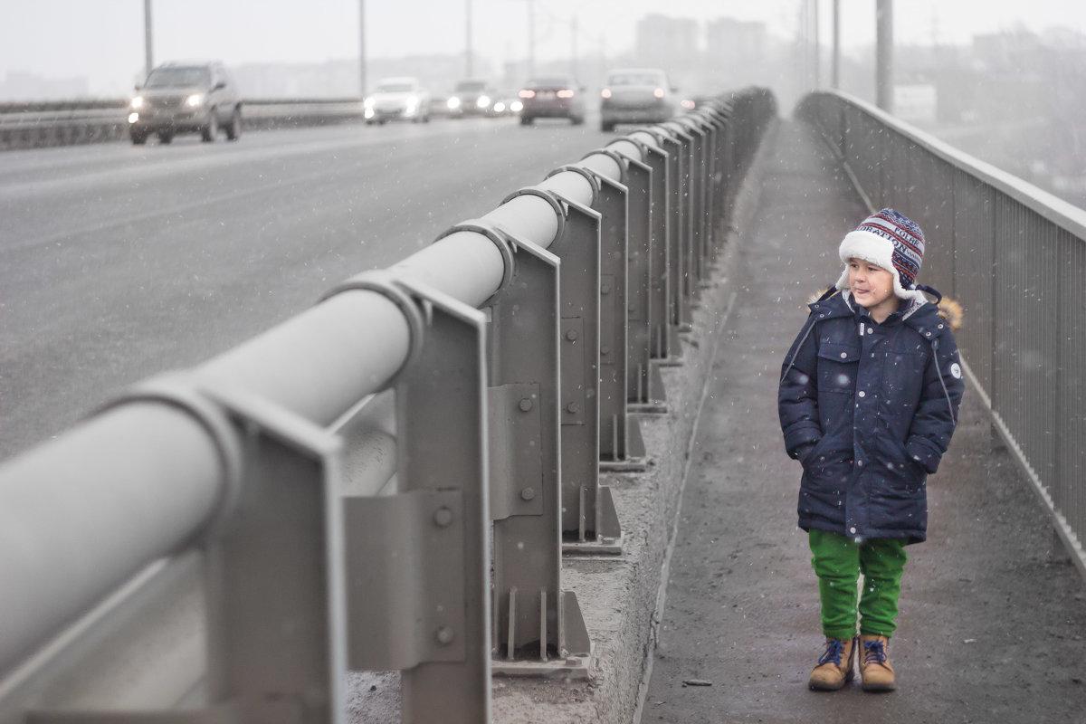 Мост. - Сергей Игуменшев