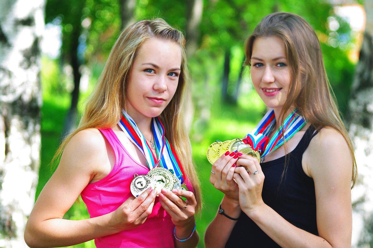 чемпионки - леонид логинов