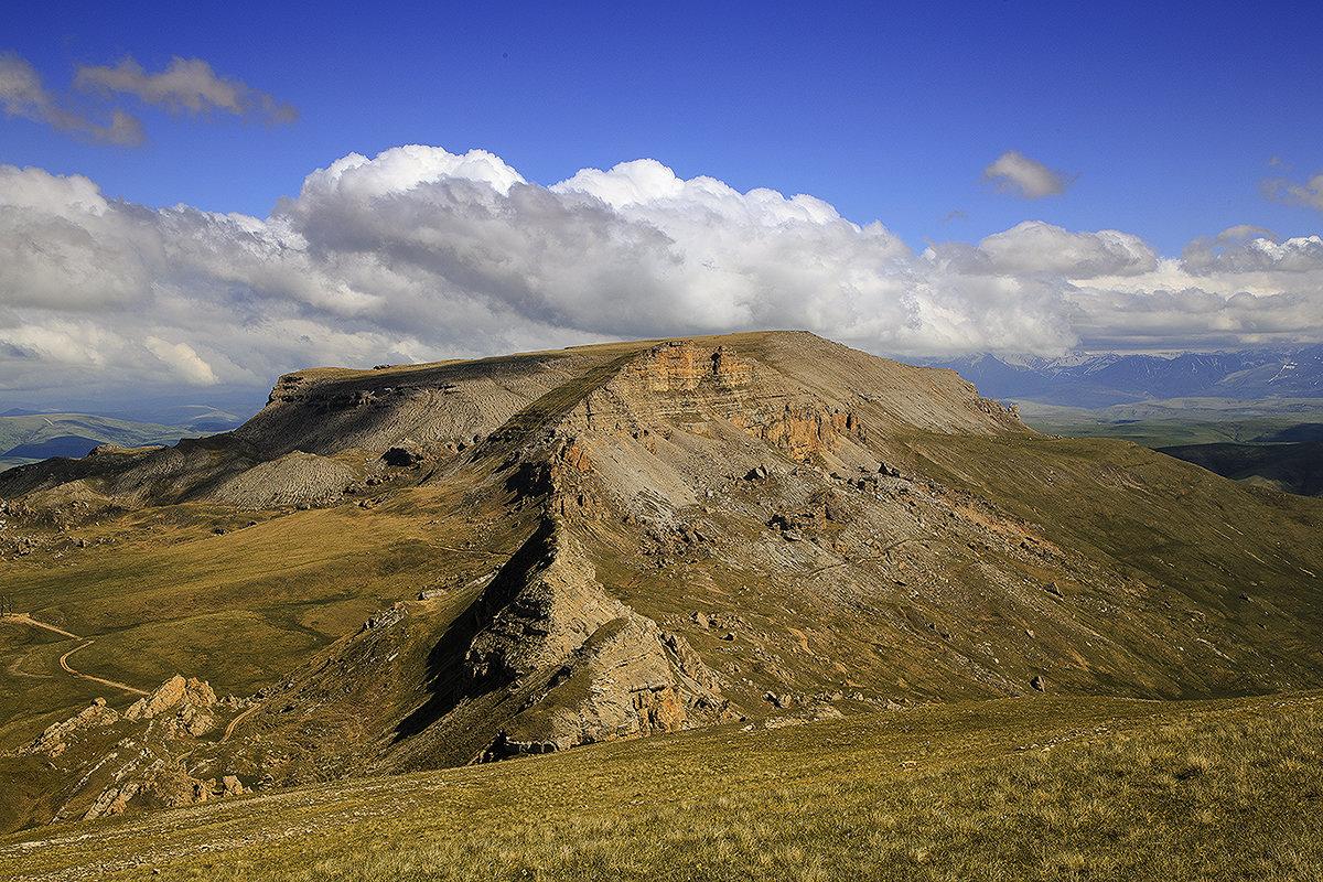 Малый Бермамыт (2643 м) - Леонид Сергиенко