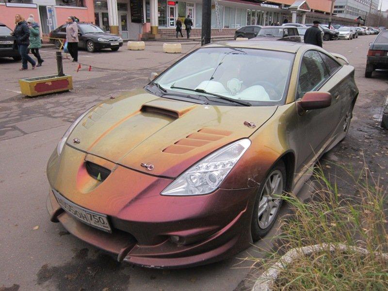 Необычная машина - Дмитрий Никитин