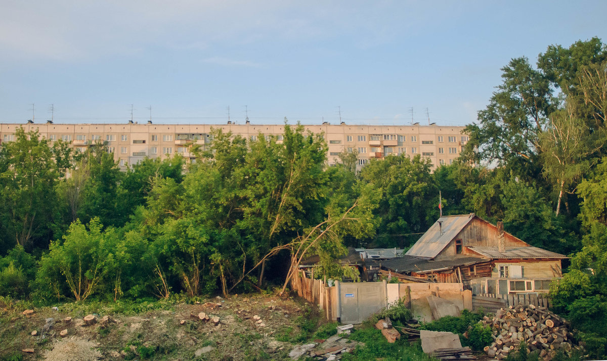 Контрасты - Evgenija Enot