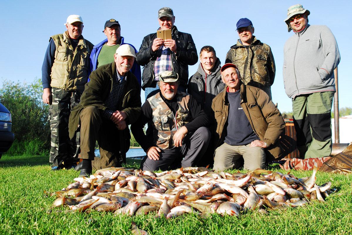 ... удачная рибалка, 3 - Kostas Slivskis