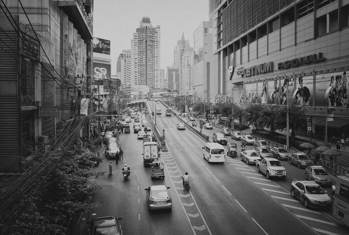 Thai traffic - Zzateia