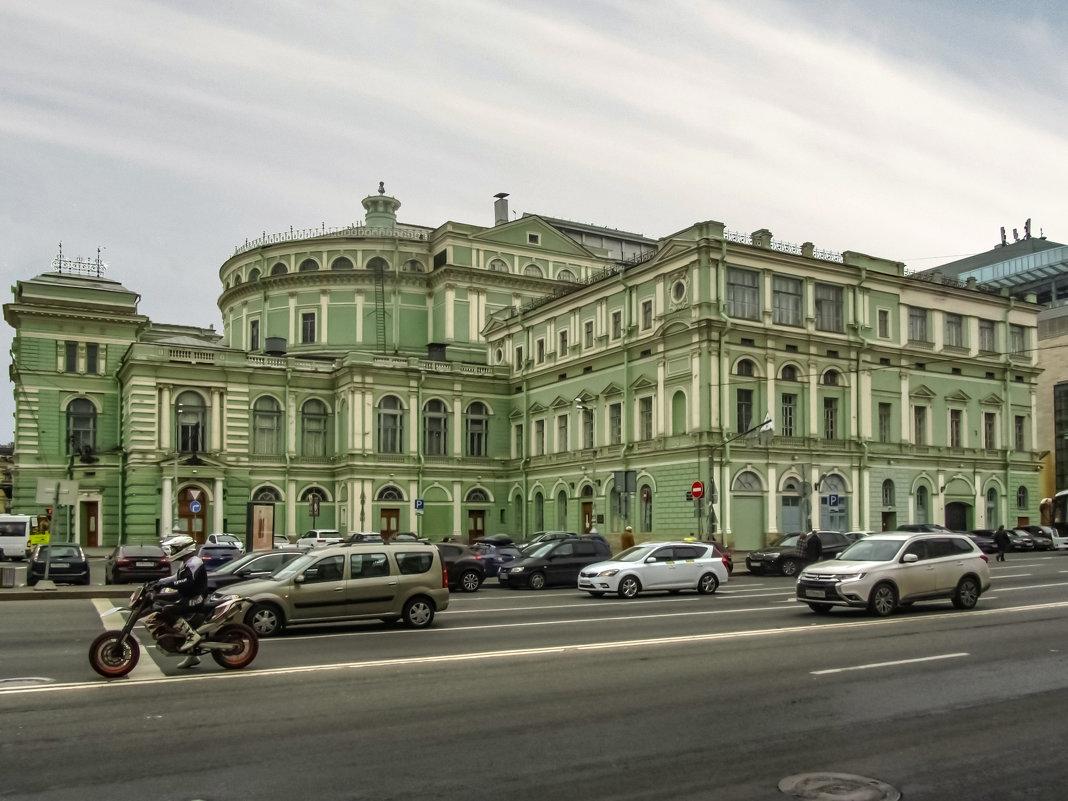 Мариинский театр - Сергей Карачин