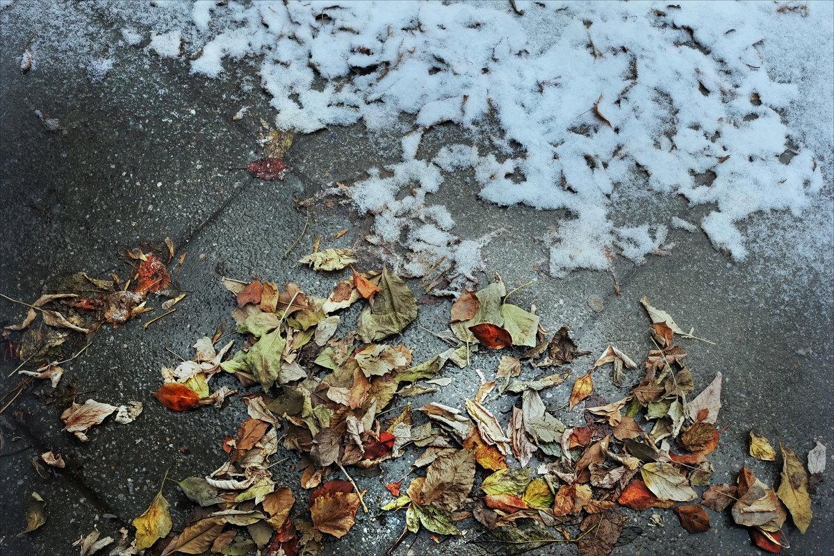 Зима надвигается - Игорь