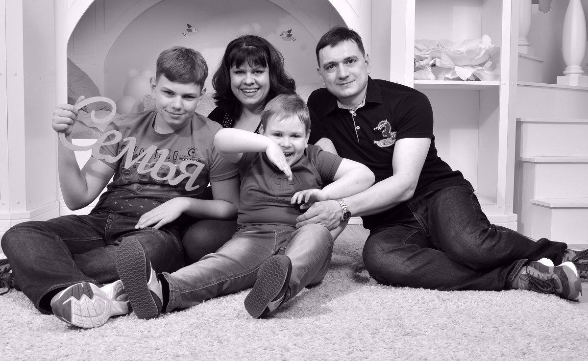 семья - Наталия Кожанова