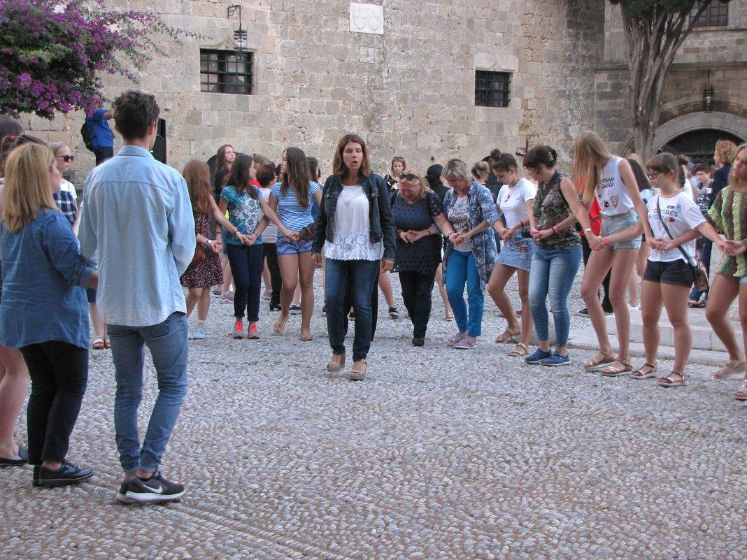 Учитель танцев - Tanja Gerster
