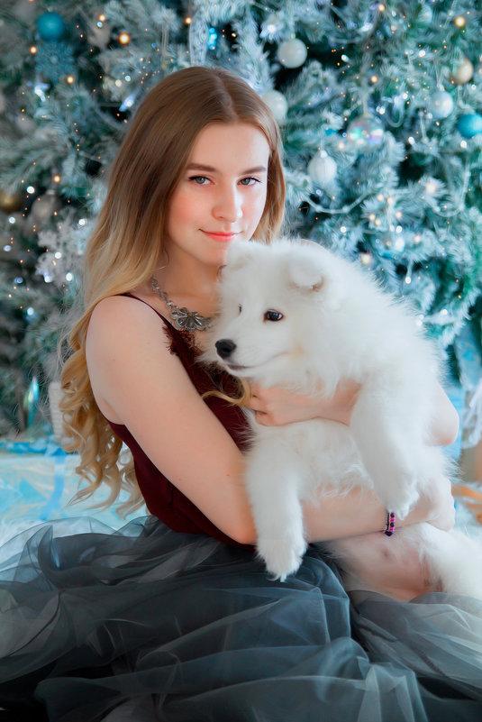 Снежная-нежная - kurtxelia