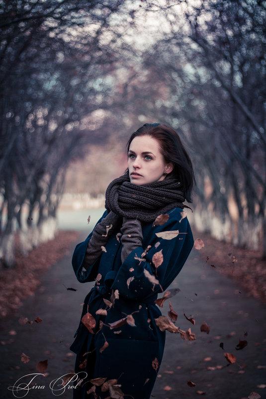Девушка из книги  Эдгара Аллана По - Кристина Пролыгина