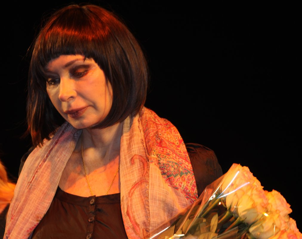 Актриса - Людмила