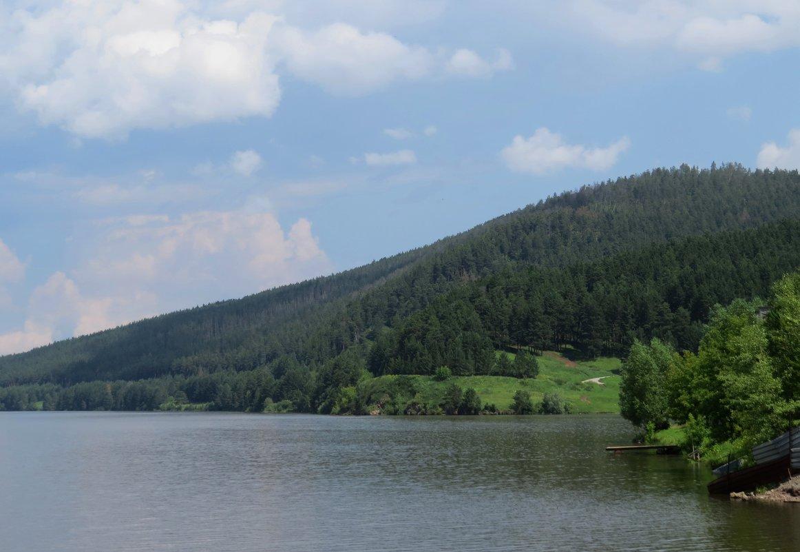 Река Белая - Вера Щукина