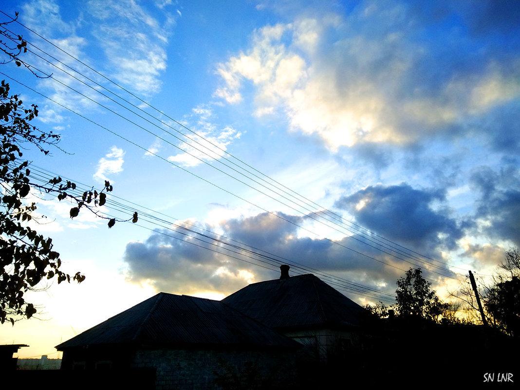 Поздняя осень тоже может быть красивой - Наталья (ShadeNataly) Мельник