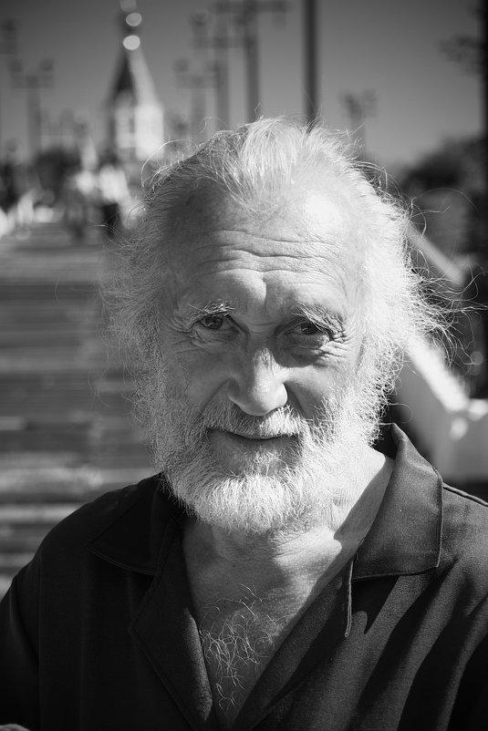 Добрый человек - Владимир Шехтер