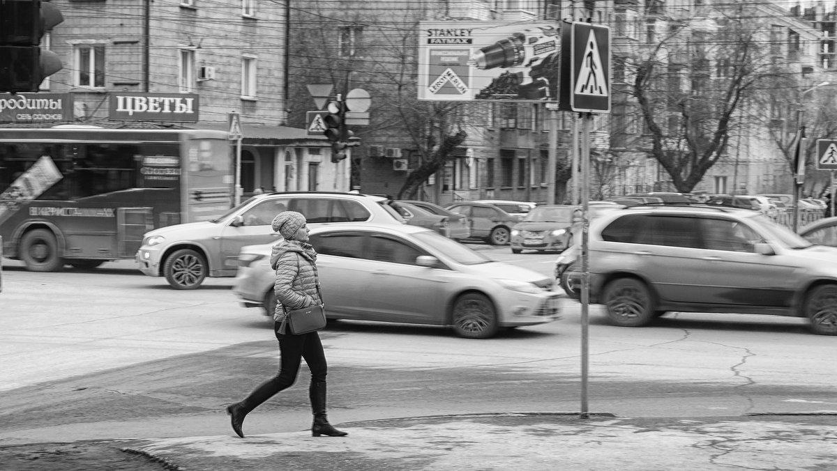 пешеходка - Dmitry i Mary S