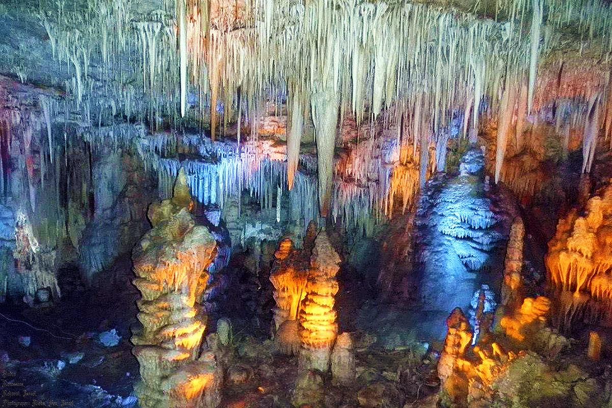 Сталактитовые пещеры - Aleks Ben Israel