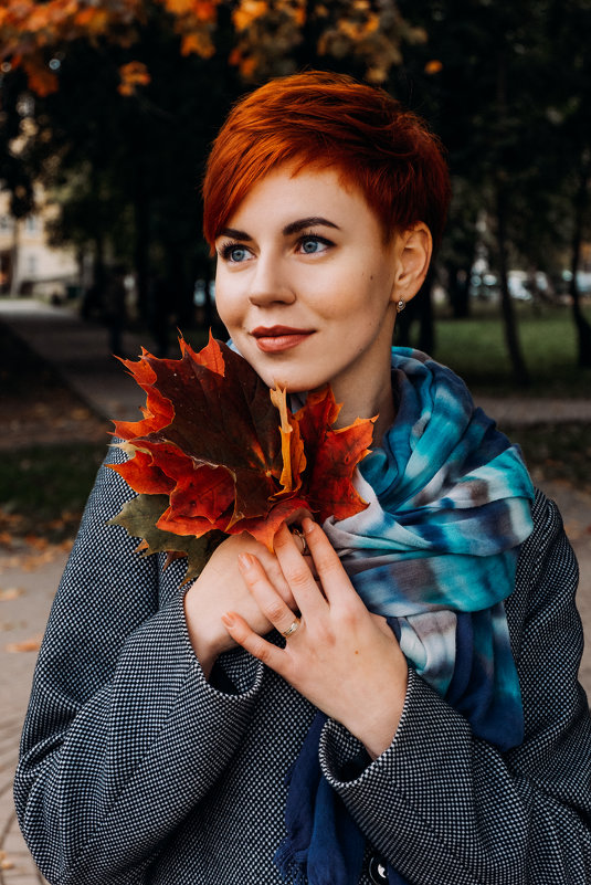 Осень - Мария Зубова