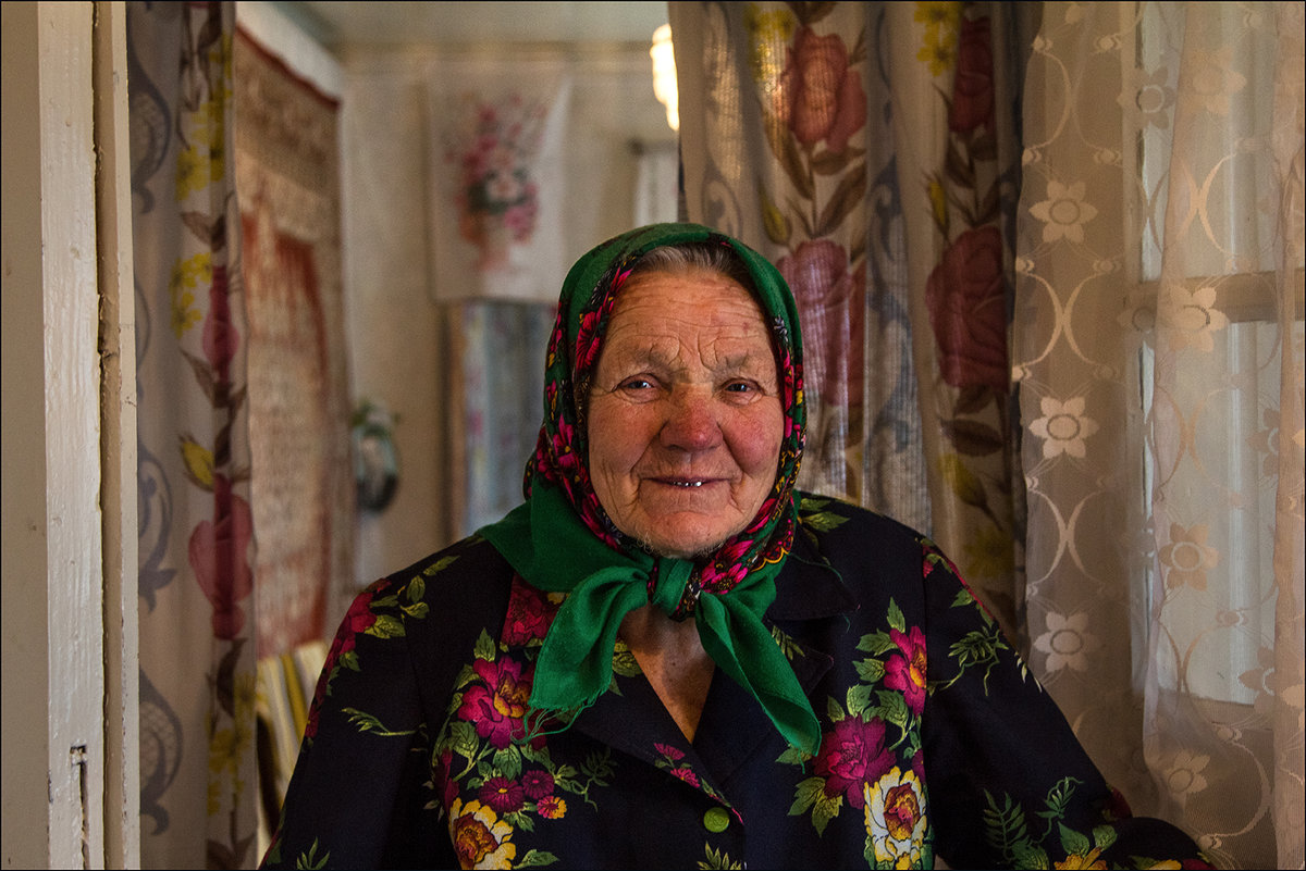 В гостях у бабушки Ани - Елена Ерошевич