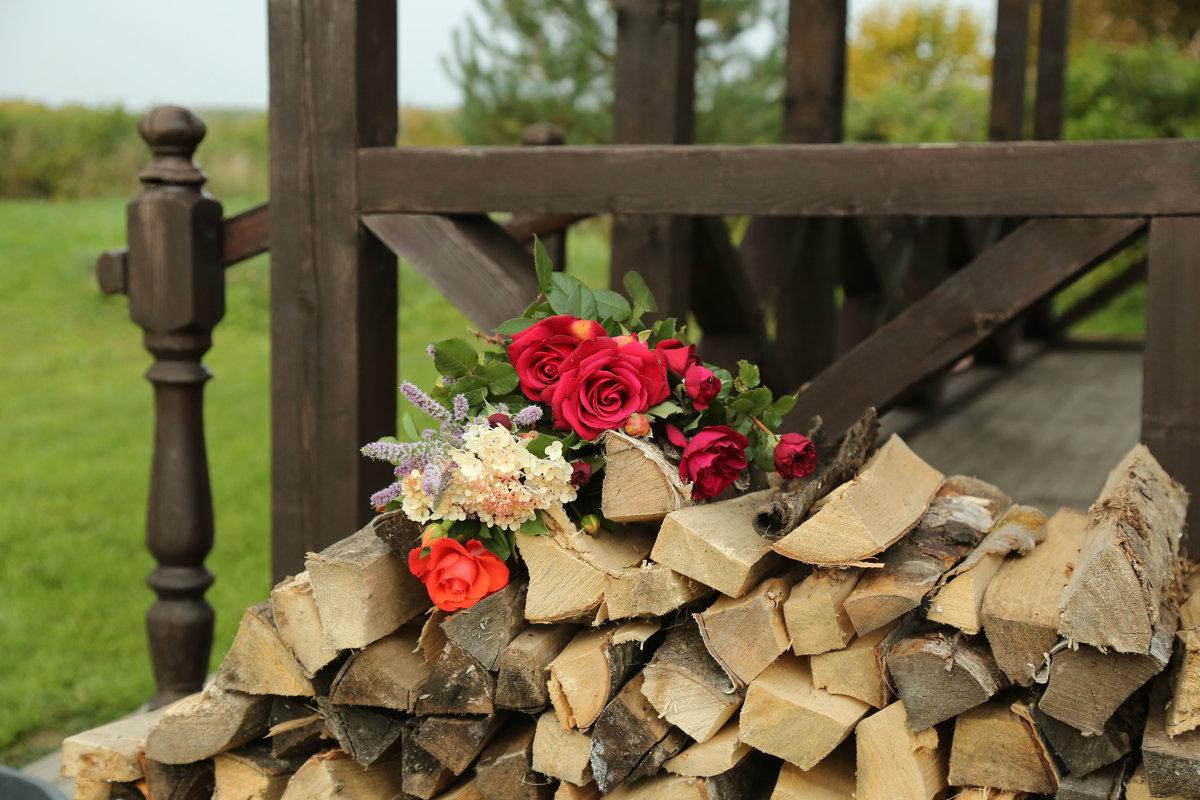 Последние розы срезаны - Алёна Гершфельд
