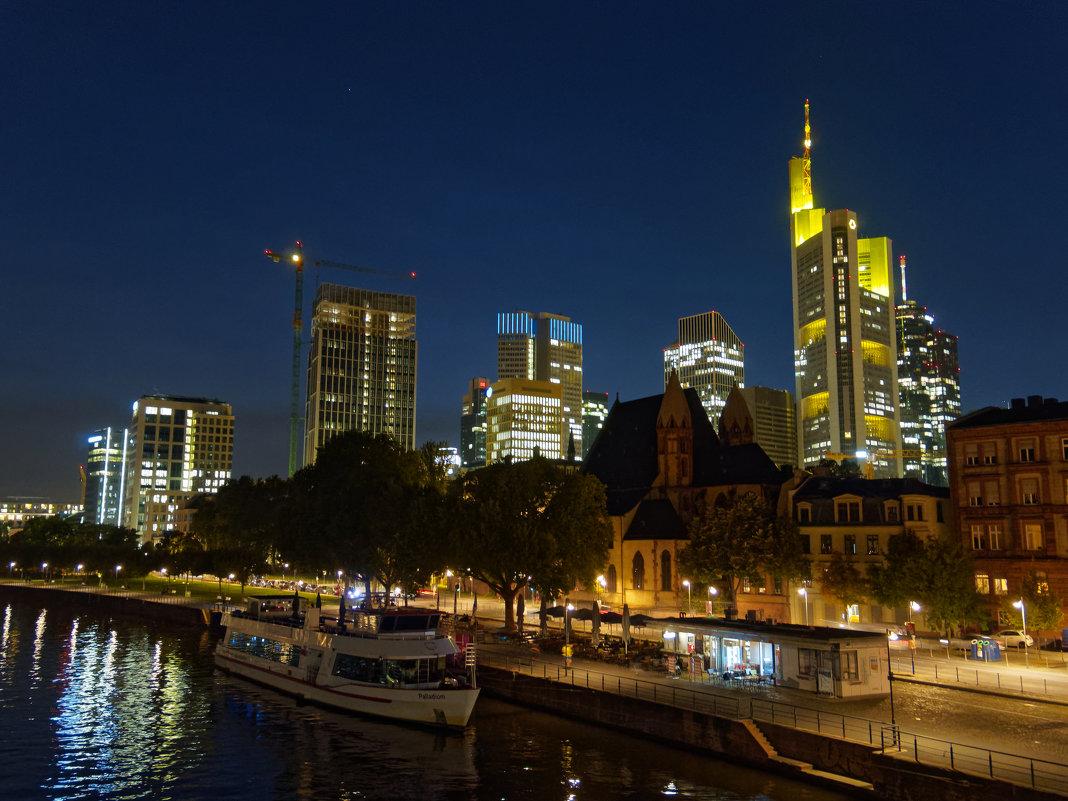 Ночной Франкфурт - Alex Molodetsky