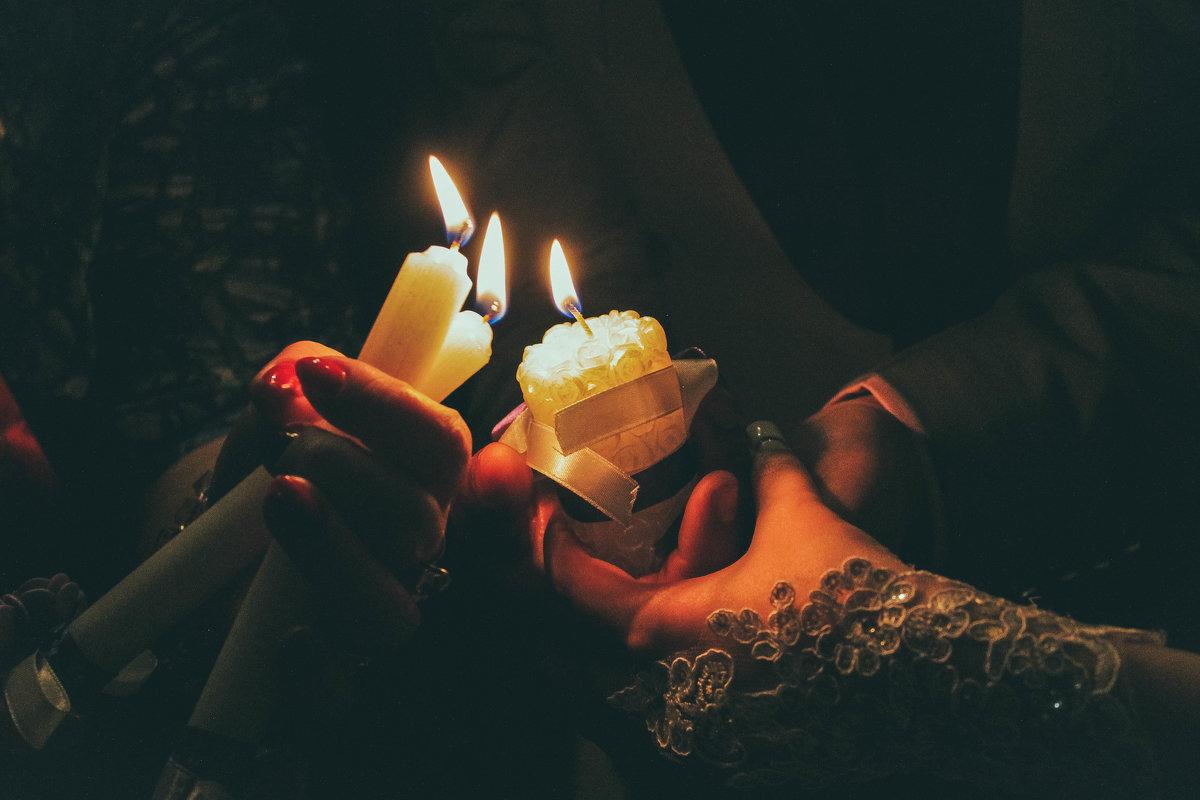 Свечи - Евгения Ламтюгова