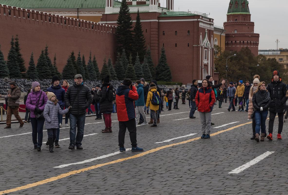 На Красной Площади - Александра