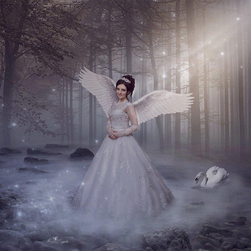 Девушка - лебедь - Наталья Владимировна Сидорова