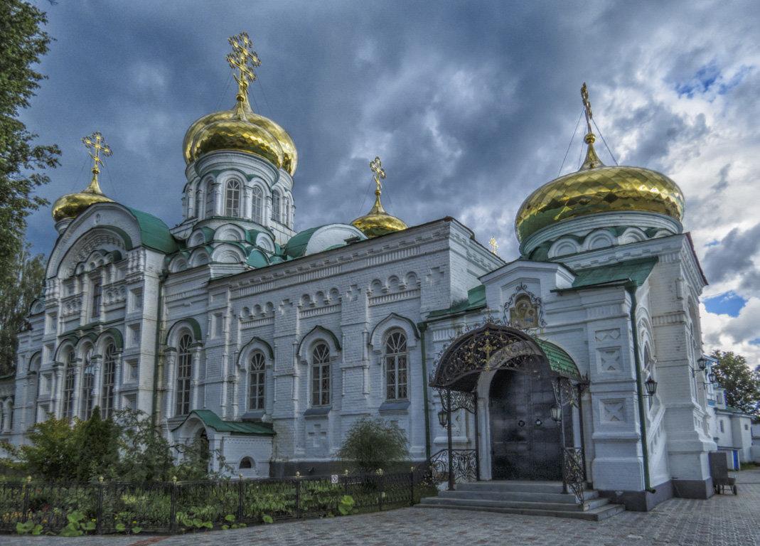 Собор в Раифах - Сергей Цветков