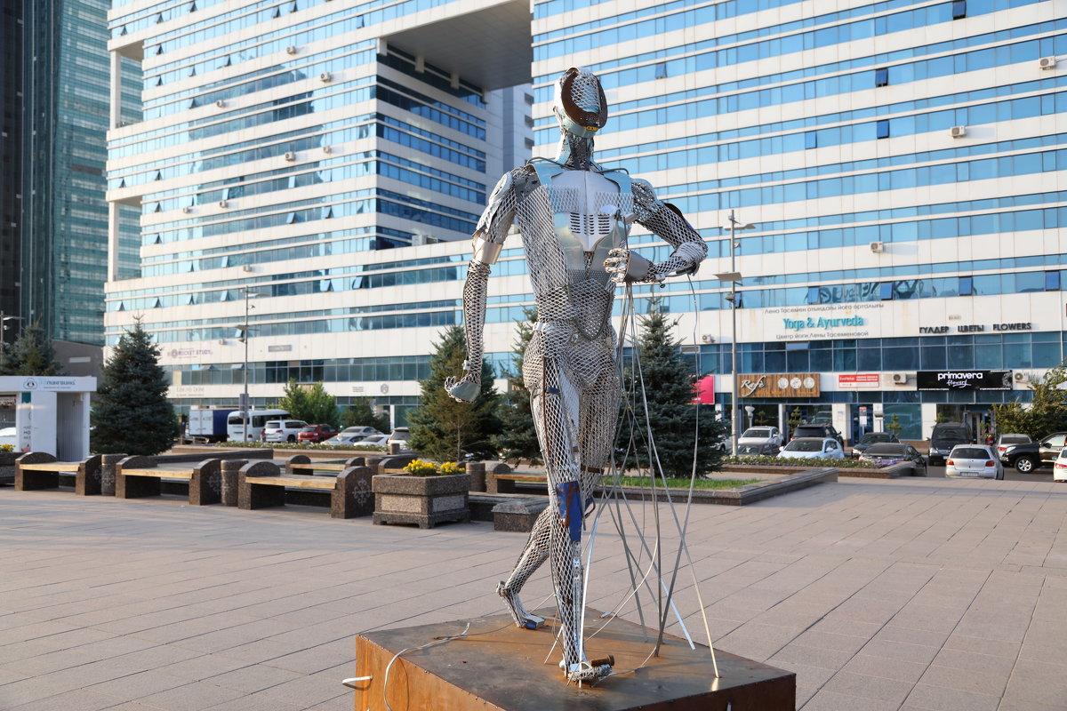 Человек из металла - Sergey Prussakov