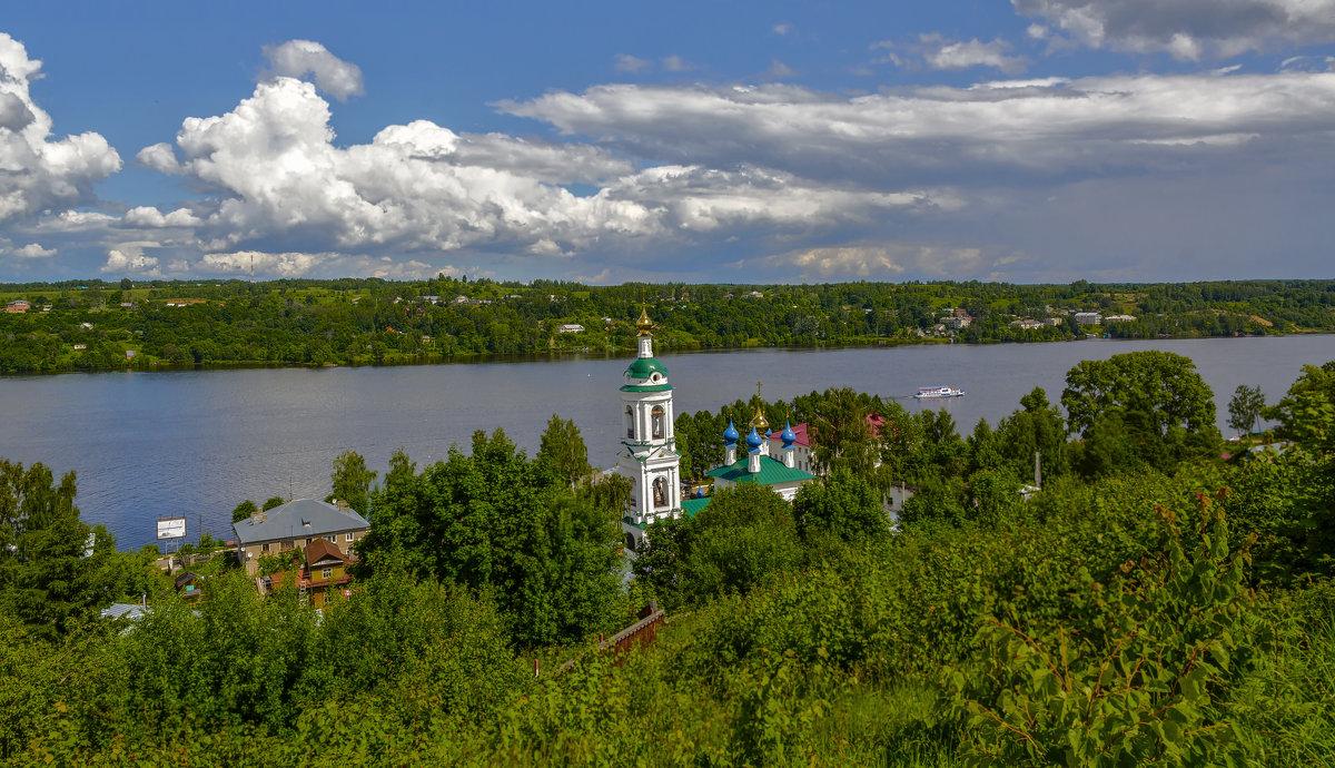 Волжское раздолье - Moscow.Salnikov Сальников Сергей Георгиевич