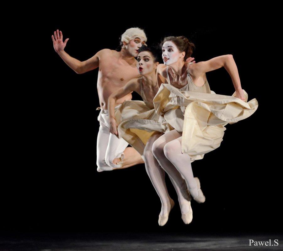 Шесть танцев - Павел Сущёнок