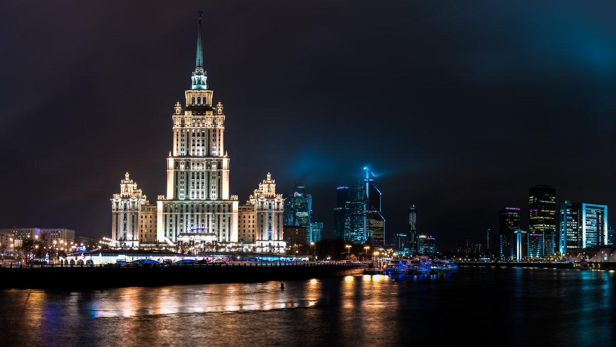 Гостиница Украина - Максим Кравченко