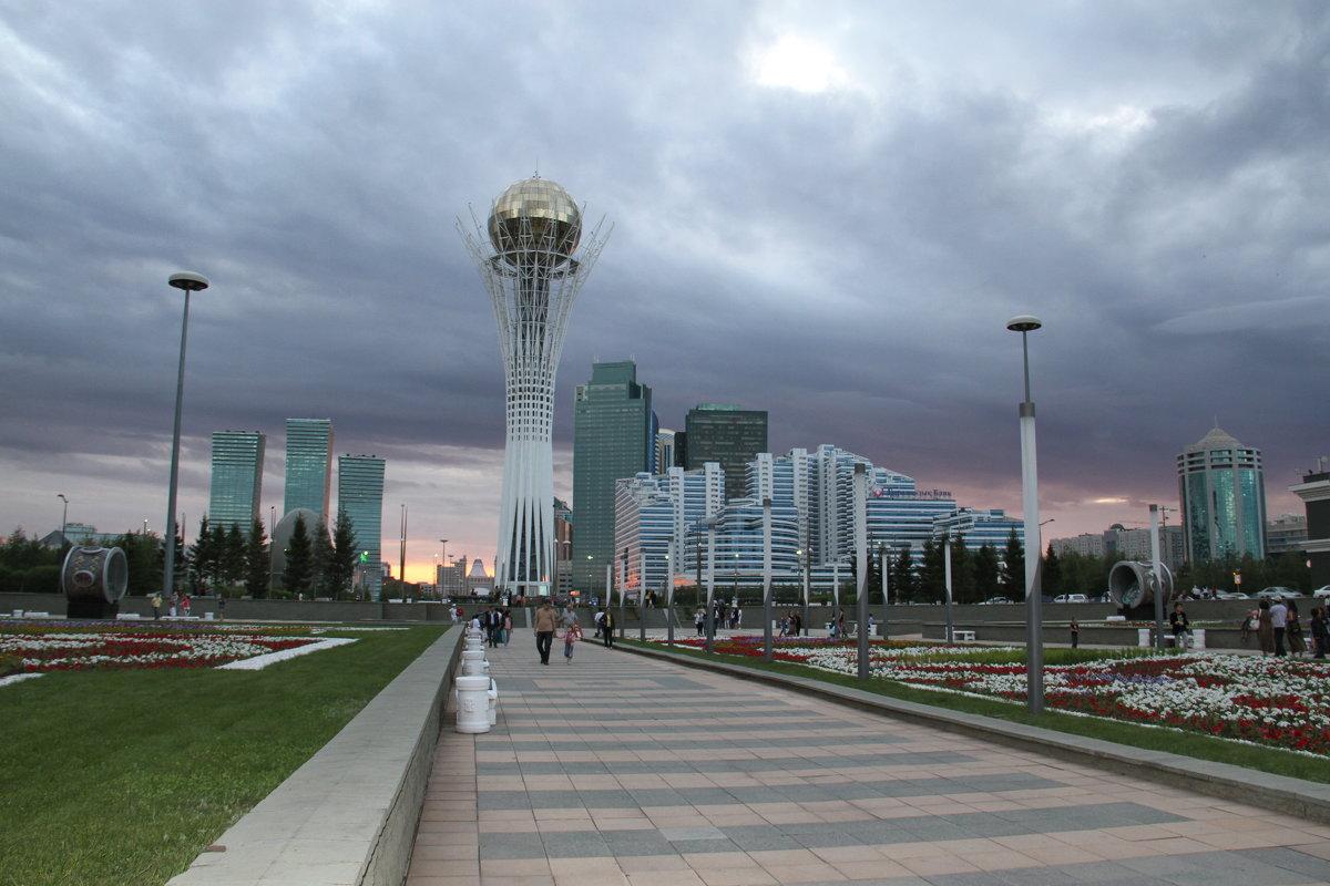 Астана. - Sergey Prussakov