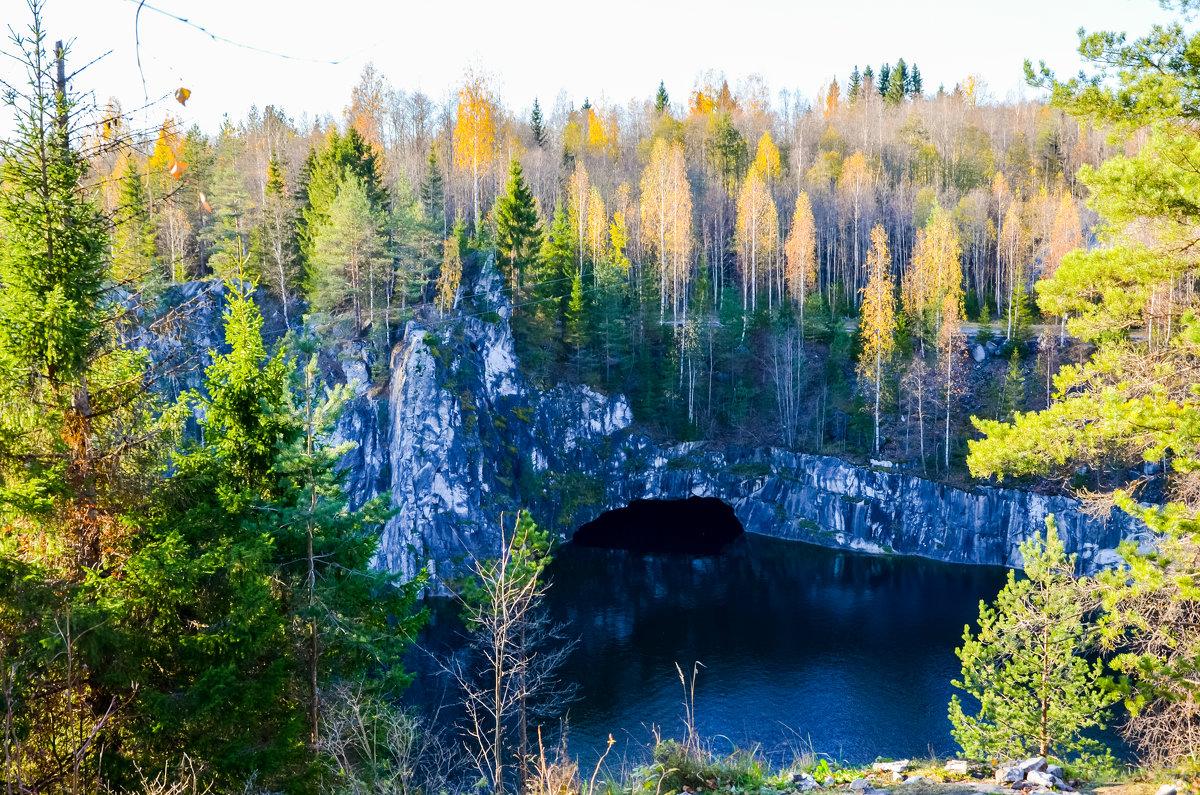 Осень в Карелии - Олеся Семенова