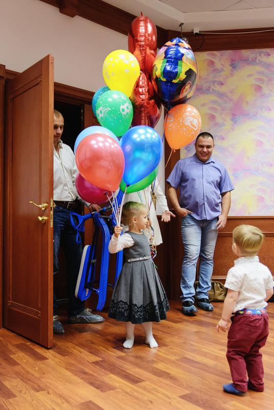 День рождения - Юлия Сапрыкина