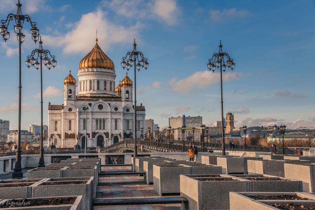 Храм Христа Спасителя - Nyusha .