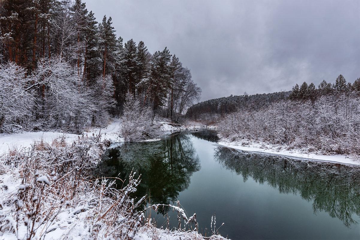 Снежный ноябрь - Сергей Добрыднев