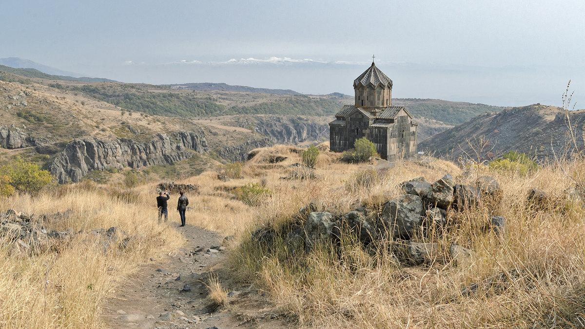 Церковь крепости Амберд - Ирина Шарапова