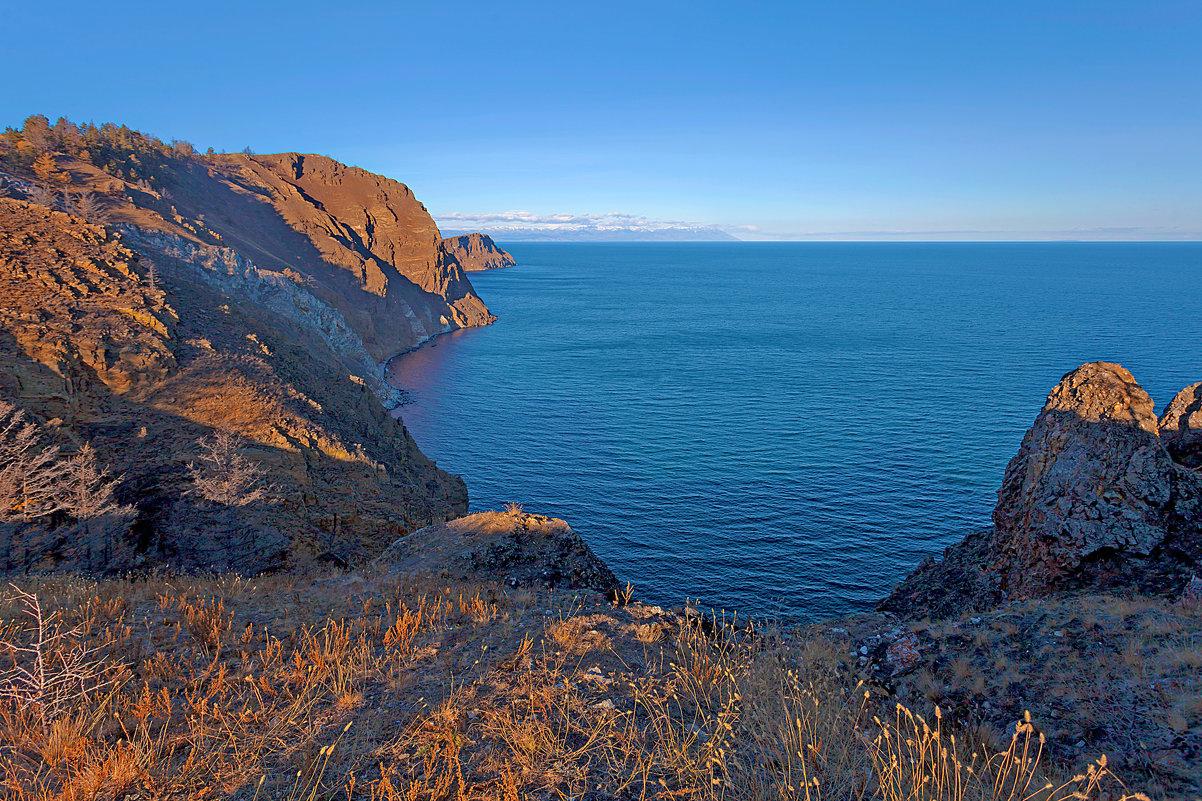 Восточный берег Ольхона - Анатолий Иргл