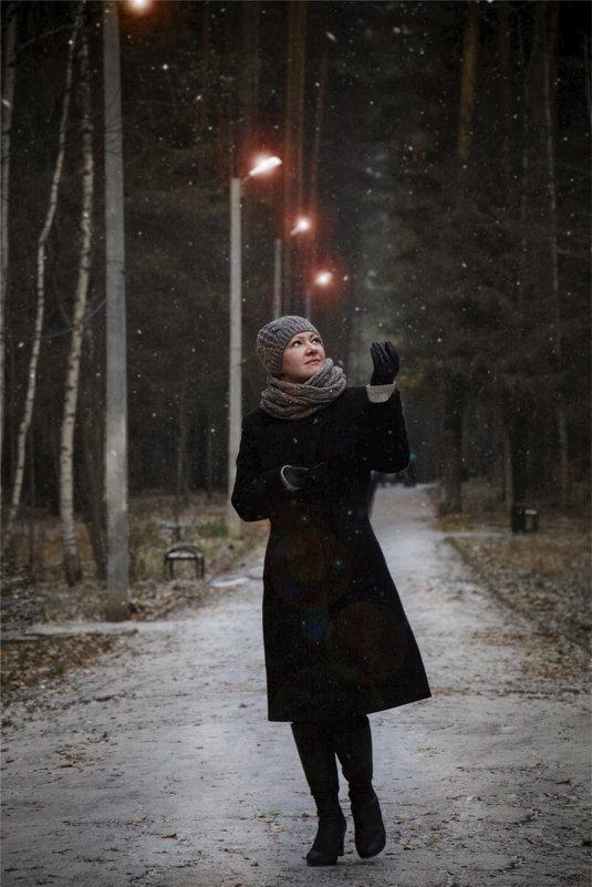 Снег идет - Елена