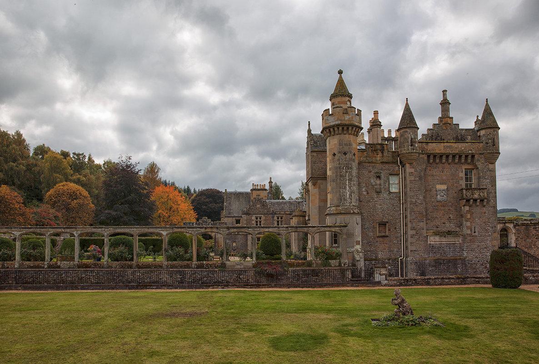 Замки Шотландии - Maria