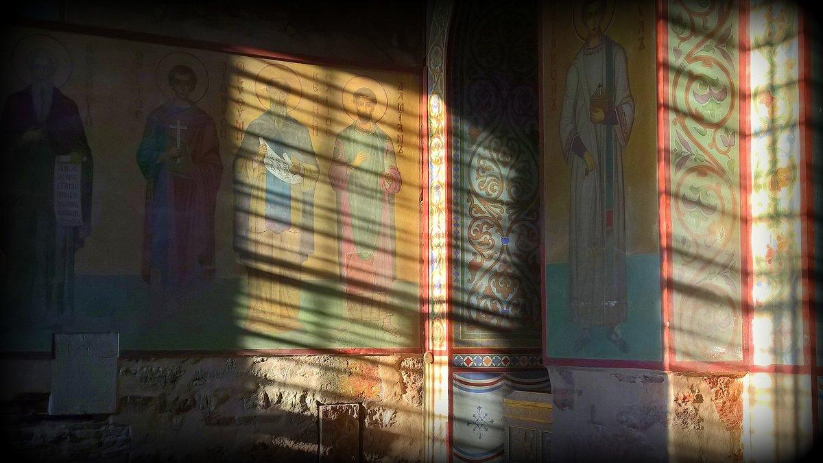 В Софийском соборе - Марина Домосилецкая