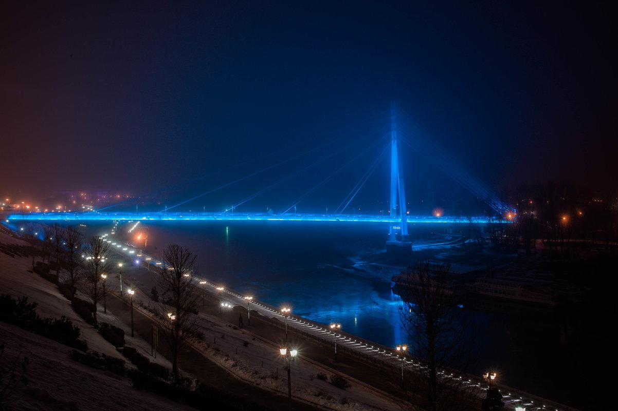 Мост Влюбленных в тумане - Сергей Зырянов