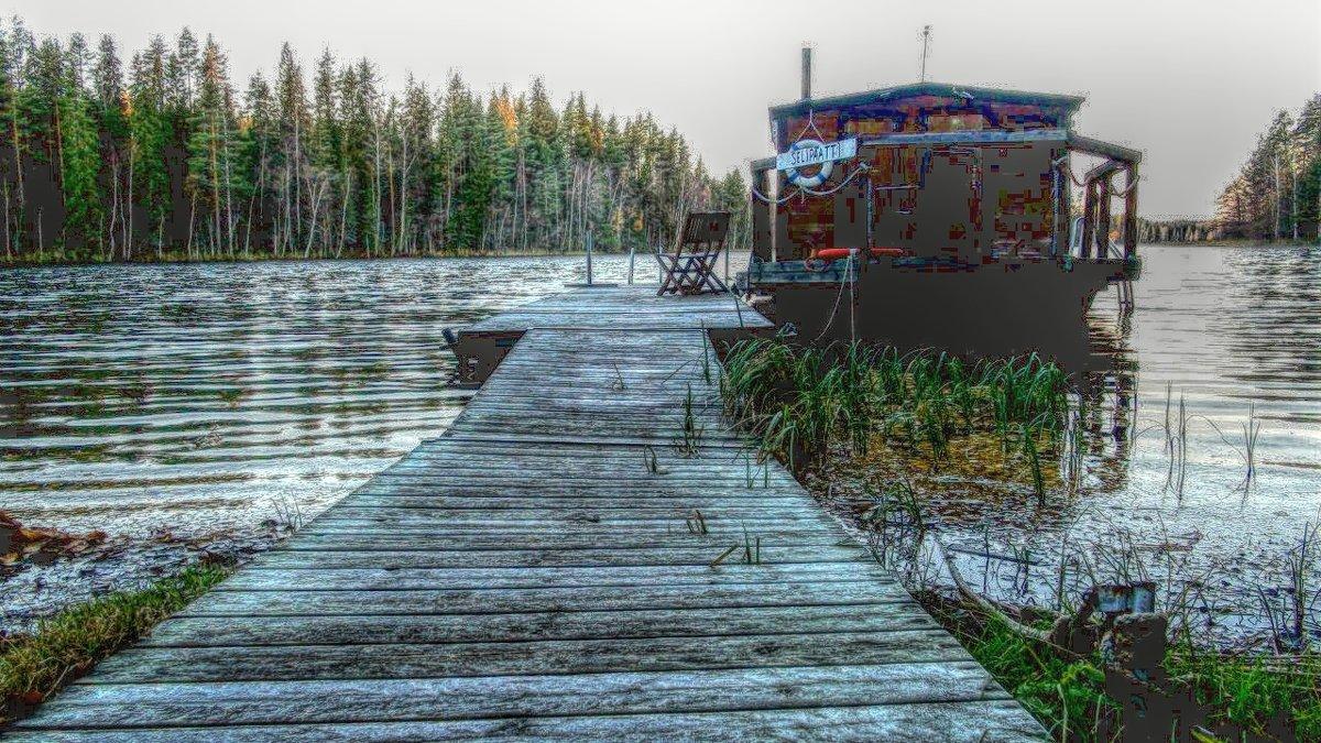 Природа Финляндии! - Натали Пам